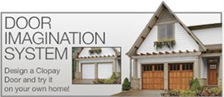 Clopay Door Imagination System
